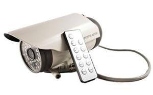 Наружная камера с записью на карту памяти