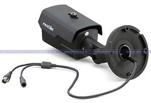 Пример камеры с вариофокальным объективом