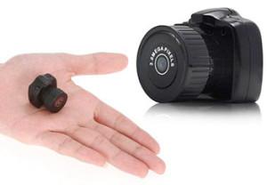 Беспроводная камера наблюдения