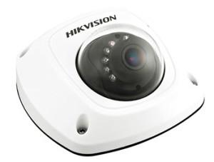 Купольная наружная IP камера HikVision DS-2CD2532F-IS