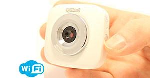 SyCloud - миниатюрная wifi камера