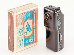 Мини видеокамера Ambertek MD80 SE