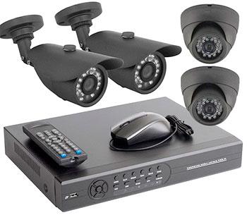 Для чего нужны камеры видеонаблюдения в предприятии