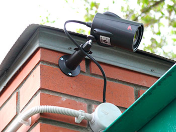 Монтаж видеонаблюдения частного дома своими руками