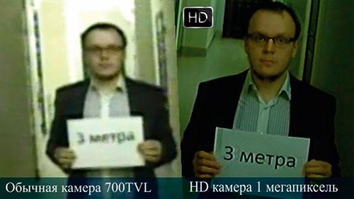Сравнение 700 ТВЛ и 720x1280
