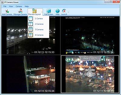 ip camera view - IP видеонаблюдение