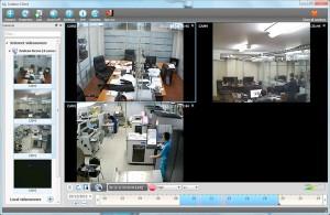 Реализация удаленного доступа при помощи программы ivideon client
