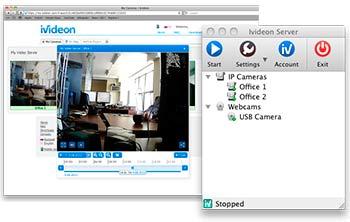 IVideon server: CMS программа для удаленного наблюдения