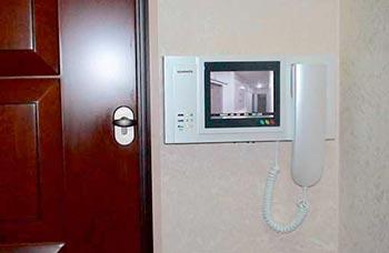 Монтаж камер видеонаблюдения с подключением цена