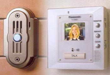 Вызывная панель видеозвонка