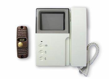 Видеозвонок в квартиру D-440
