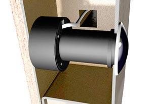 Глазок камера на входную дверь