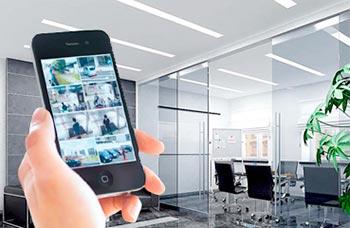 Wifi камера для наблюдения в офисе