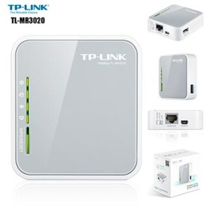3G маршрутизатор TP Link MR3020