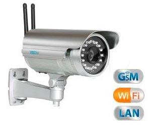 IP камера с GSM модулем