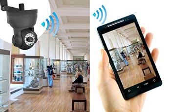 IP камера с WiFi