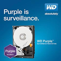 Жесткий диск WD Purple