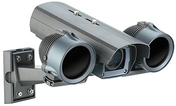Камера с мощными ИК прожекторами