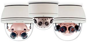 Мультисенсорные панорамные камеры