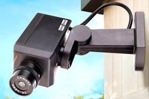 Простой муляж камеры