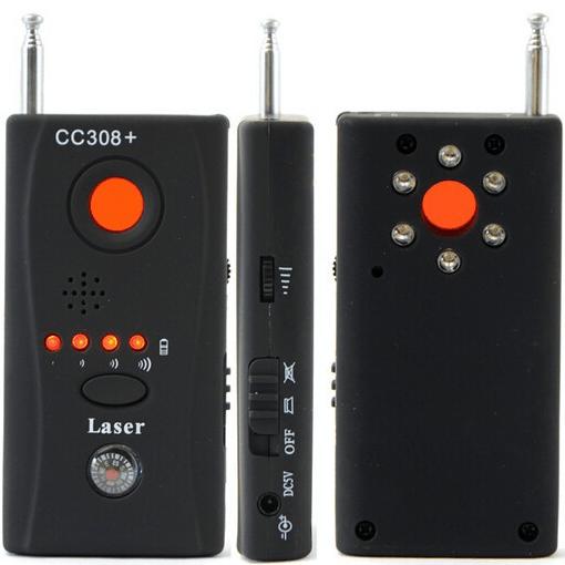 Обнаружитель скрытых камер CC308plus