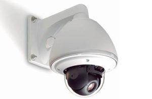 Поворотные управляемые камеры видеонаблюдения