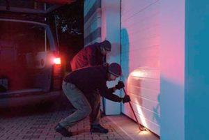 Взлом гаража