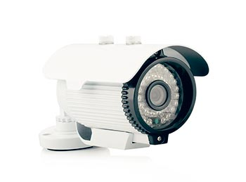 Камера с детектором присутствия