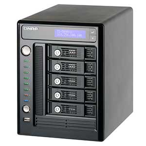 Сервер для системы видеонаблюдения