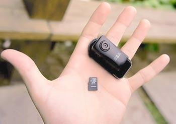 Камера с записью на внутренний накопитель