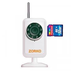 Камера Zorko с флешкой для дома