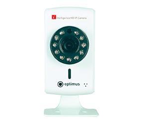 IP камера с картой памяти и ИК подсветкой