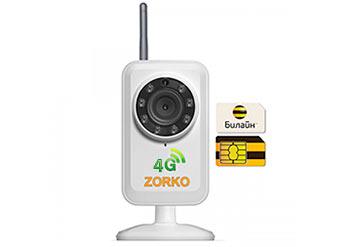 Домашняя камера с поддержкой 4G