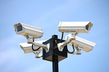 Видеокамеры наблюдения уличные