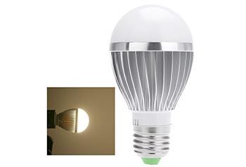 Лампы с детектором движения