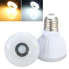 Лампы с детектором
